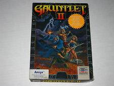 Gauntlet II (Amiga, 1989) Rare, Vintage Game