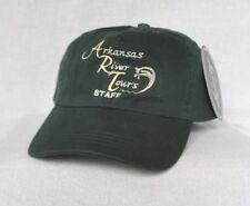 *ARKANSAS RIVER TOURS STAFF* Whitewater Rafting Kayaking Ball cap hat *OURAY*