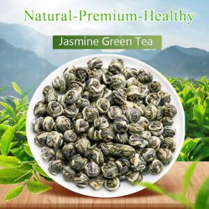 Pearl Jasmine Dragon Ball Tea Loose Leaf Premium Organic Green Tea 3.5 oz