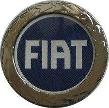 Set 4 Coprimozzi Coppette Borchie Cerchi In Lega Fiat 68mm 350/9323
