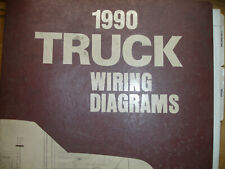 1990 Ford Aerostar Truck Electrical Oem Wiring Diagrams Schematic Manual Shop