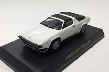 1/64 Kyosho LAMBORGHINI Silhouette Diecast Car Model White