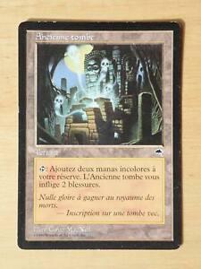 Magic MTG ||  Ancienne tombe - Tempête || PL