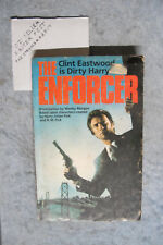 The Enforcer - Wesley Morgan dirty harry novel OzSellerFasterPost!