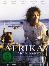 AFRIKA MON AMOUR  2 DVD NEU  IRIS BERBEN/PIERRE BESSON/ROBERT ATZORN/+