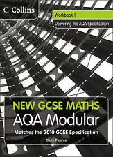 New GCSE Maths - Workbook 1: AQA Modular, , New Book