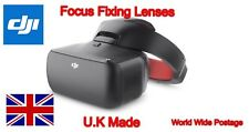 dji goggles RACING EDITION focus fixing lenses +1.25-3.50 & 3D PRINTED FRAMES.