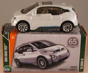 MATCHBOX POWER GRABS #13 '15 BMW i3, 2018 issue (NEW in BOX)