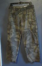 Boys Arizona Camo Cargo Pants SZ 14 Husky -  NWT
