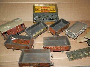 Leeds model Company O gauge  group of wagons for restoration