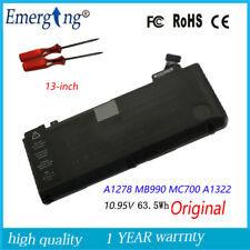 """Genuine Battery A1322 for Apple MacBook Pro 13"""" A1278 2009 10 11 12  with tools"""