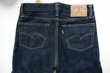 Full Nelson The Real Japan Made Denime Indigo Resolute Ues 5011 Mccoys Jeans 29