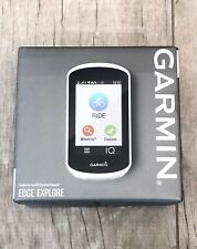 Garmin Edge Explore Bundle GPS Bicycle Computer Touchscreen (Garmin 1030 design)