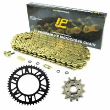 530 43/17T for Yamaha YZF R1 1998-2008 Front & Rear Carbon Sprocket Chain Kit