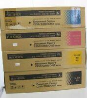 Genuine Fuji Xerox CT200539/40/41/42 - DocuCentre C250 C360 C450 Toner Cartridge