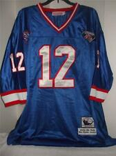 NFL Buffalo Bills 1994 Throwback Authentic #12 Kelly Blue Premier Jersey 52 NWT