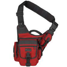 Zaini e borse da campeggio ed escursionismo rossi in nylon