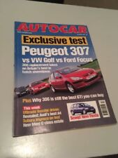 April Autocar Magazines in English