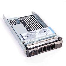 "3.5"" Festplatten Rahmen Tray Caddy + 2.5"" Adapter For T630 R730 T420 R420 R520"