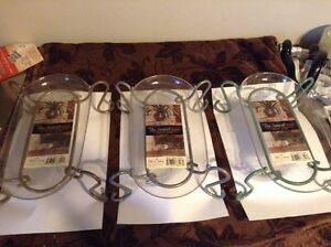 "1~6x12"" Oblong Classic Plant Stand! NEW. Metal, Beautiful! 3 colors to choose."