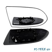 Spiegelglas für OPEL ZAFIRA A 1999-2005 rechts sphärisch beifahrerseite