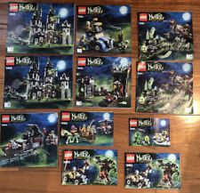 Lego Instruction Manuals Monster Fighters Bulk Lot 384