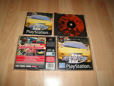 NEED FOR SPEED HOT PURSUIT III DE EA GAMES PARA LA SONY PS1 USADO COMPLETO