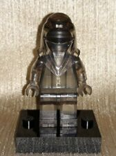 Genuine LEGO Star Wars Trans Black Royal Guard Prototype Minifig Misprint?