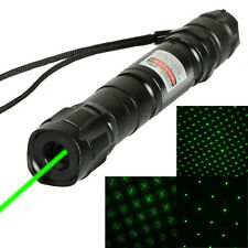 New 5 Miles 532nm Green Laser Pointer Strong Pen High Power 8000M Pointer BDRG