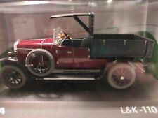 Skoda 110 Combi Laurin & Klemen Lieferwagen   1:43 Abrex OVP (041)