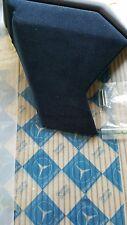 mercedes w126 w124 w140 autotefon handy halter velour blau
