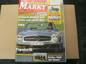 MARKT 1999 NO 5 GUZZI CALIFORNIA,GOGGO,MB 280 SL,AWD,HONDA,FORD V8,RILEY,VOLVO