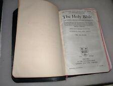 The Holy Bible Oxford KJV Self Pronouncing Teacher Ed  Leather