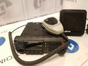 MOTOROLA APX 1500 VHF MHz P25 with accessories & ADP