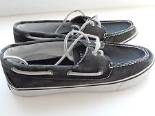 Women's Sperry Top-Sider Authentic original 2-eye CANVAS Boat shoe size 9 NEW