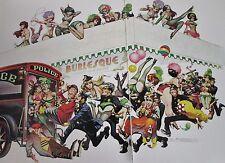 Vintage Frank Frazetta THE NIGHT THEY RAIDED MINSKY'S Burlesque Striptease Lear
