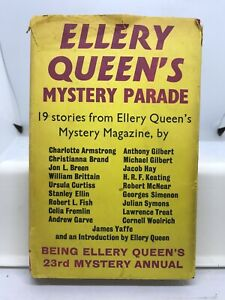 Ellery Queen's Mystery Parade - 23rd EQMM Annual
