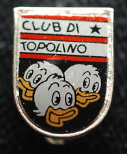 Qui Quo Qua  Spilla , Pins,  Club Di Topolino  1 stella   Walt Disney