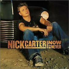 Nick Carter - Now or Never CD ** Free Shipping**
