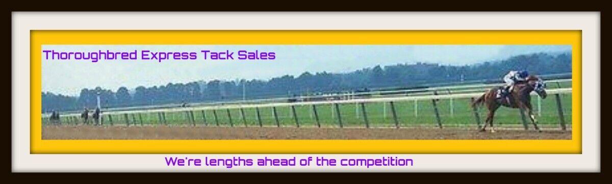 Thoroughbred Express Tack Sales
