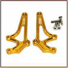 Motorcycle Yamaha YZF-R1 MT-10 2015 - 2016 Rear Stand Pick Up Hook Set gold