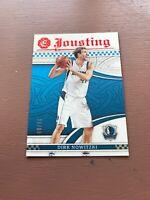 Dirk Nowitzki: 2016-17 Panini - Excalibur Basketball #/99 - Mavericks