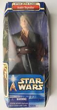 STAR WARS ATTACK OF THE CLONES ANAKIN SKYWALKER 12 INCH ACTION FIGURE