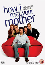 HOW I MET YOUR MOTHER SERIES 1 - DVD - REGION 2 UK
