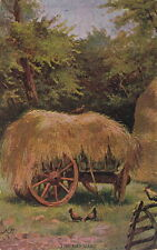 HARRY PAYNE : The Hay Cart - HILDESHEIMER