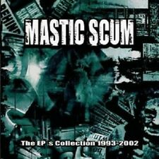 Mastic Scum-The EP \ 'S COLLECTION CD 32 tracks METAL/hardrock/Rock Merce Nuova