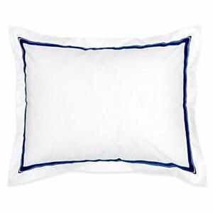 Real Simple Sutton Standard Pillow Sham in White