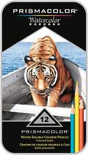 Prismacolor Watercolor Pencils - 12