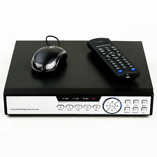 8 Channel CCTV Surveillance Video Recorder Internect Access Remote View DVR 8Ch
