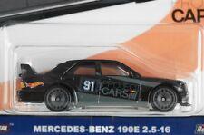 HOT WHEELS 2018 CAR CULTURE EURO SPEED #3 PROJECT CARS MERCEDES-BENZ 190E 2.5-16
